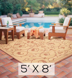 5x8 Outdoor Rugs