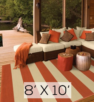 8x10 Outdoor Rugs