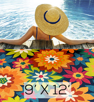 9x12 Outdoor Rugs
